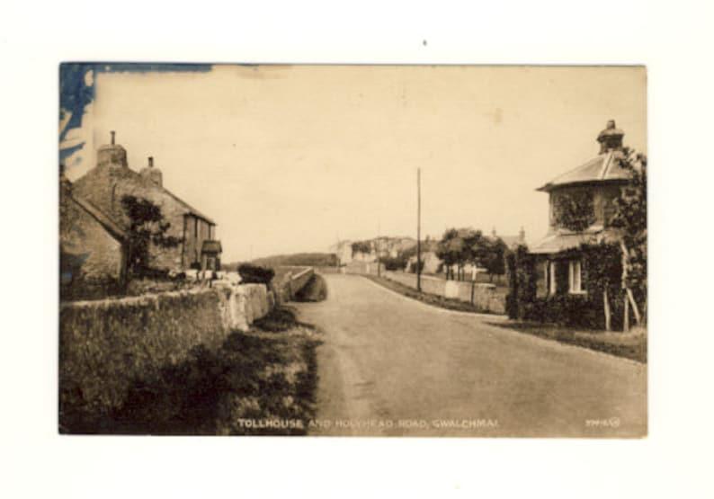 Gwalchmai North Wales Tollhouse Holyhead Road W10