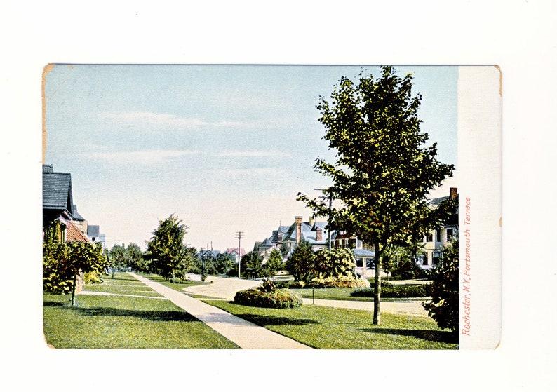 Rochester NY Portsmouth Terrace U181