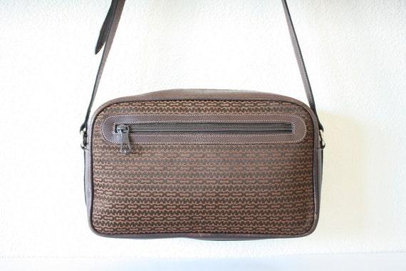 90s MARK CROSS Logo Crossbody Handbag