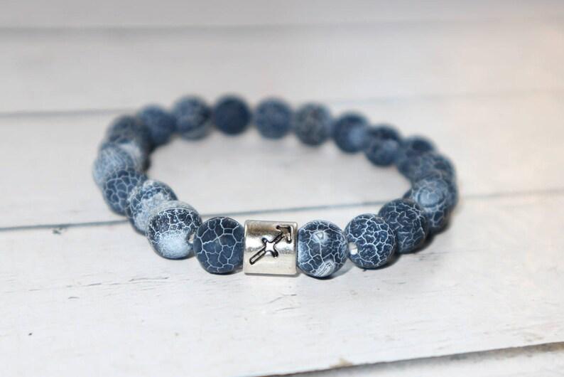 aquarius bracelet horoscope bracelet scorpio bracelet zodiac jewelry agate bracelet aries bracelet Zodiac bracelet scorpio bracelet