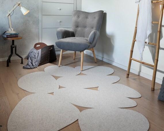 Schlafzimmer Teppich Buro Teppich Eco Freundliche Boho Etsy