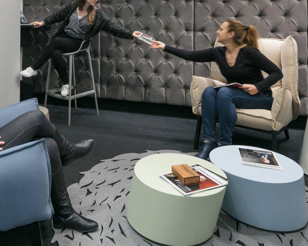 runder teppich grau boho teppich wollfilz teppich modernen. Black Bedroom Furniture Sets. Home Design Ideas