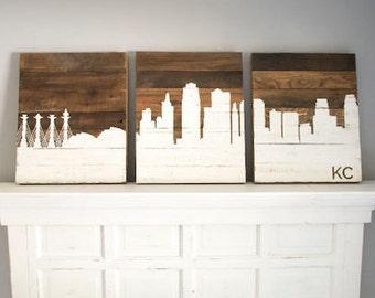 Three Piece Skyline