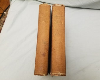 2 vol set American Eloquence Speeches and addresses orators of america Frank Moore 1876