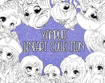 Yam Puffs Stuff