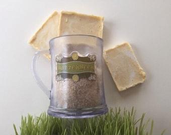 Harry Potter Fan Soap Gift Butterbeer Goats Milk Soap