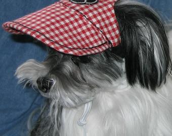 Dog Sun Visor Fashion and Function