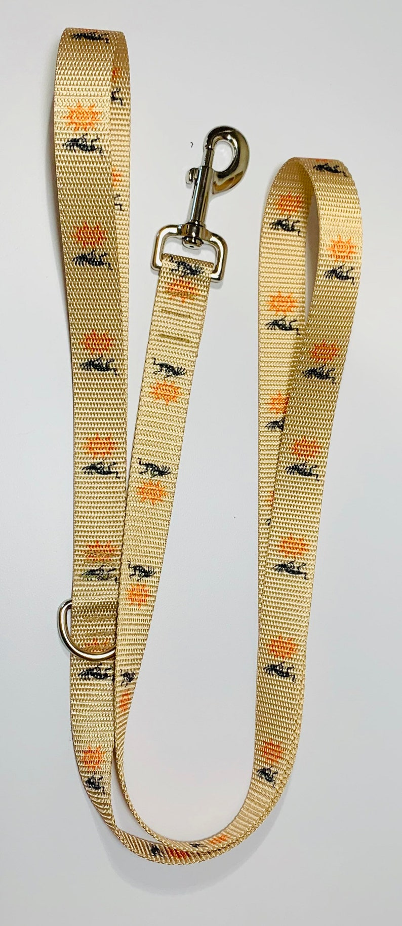 Kokopelli Dog Leash image 0