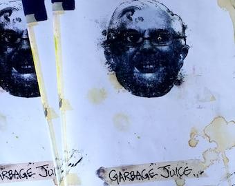 Garbage Juice #1   ZINE   2016-2017 Portfolio