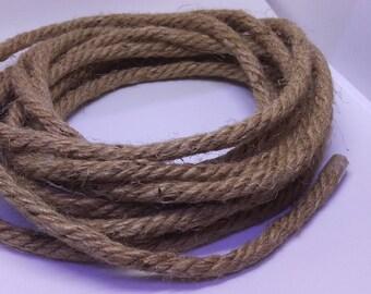 Jute Crafting Rope & Jute String