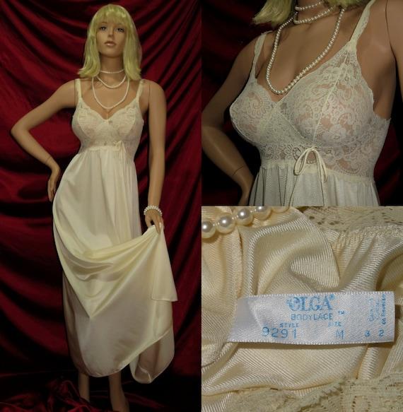 olga nightgown size 34 (USA)  12 (AU)