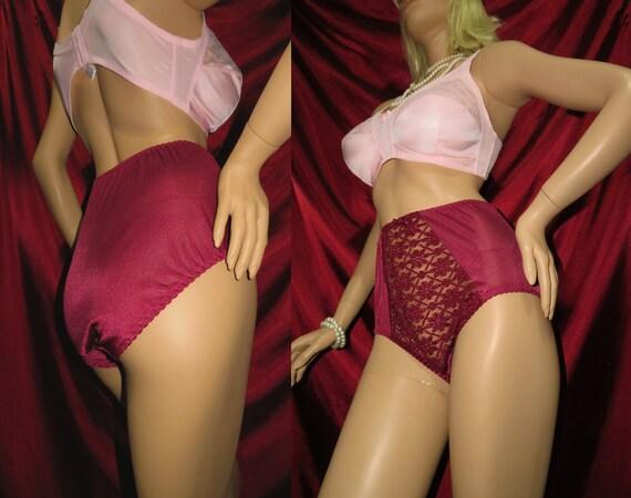 Nylon panties 7USA 14AU