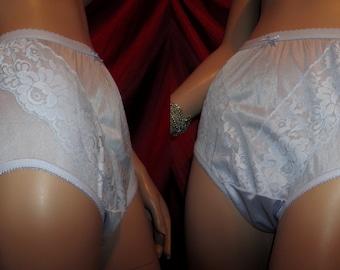 Nylon panties 9/USA 18/AU NOS
