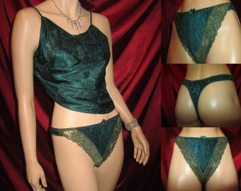 Satin Lingerie set 34/USA 12/AU