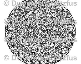Mandala Coloring Ebook for Adults