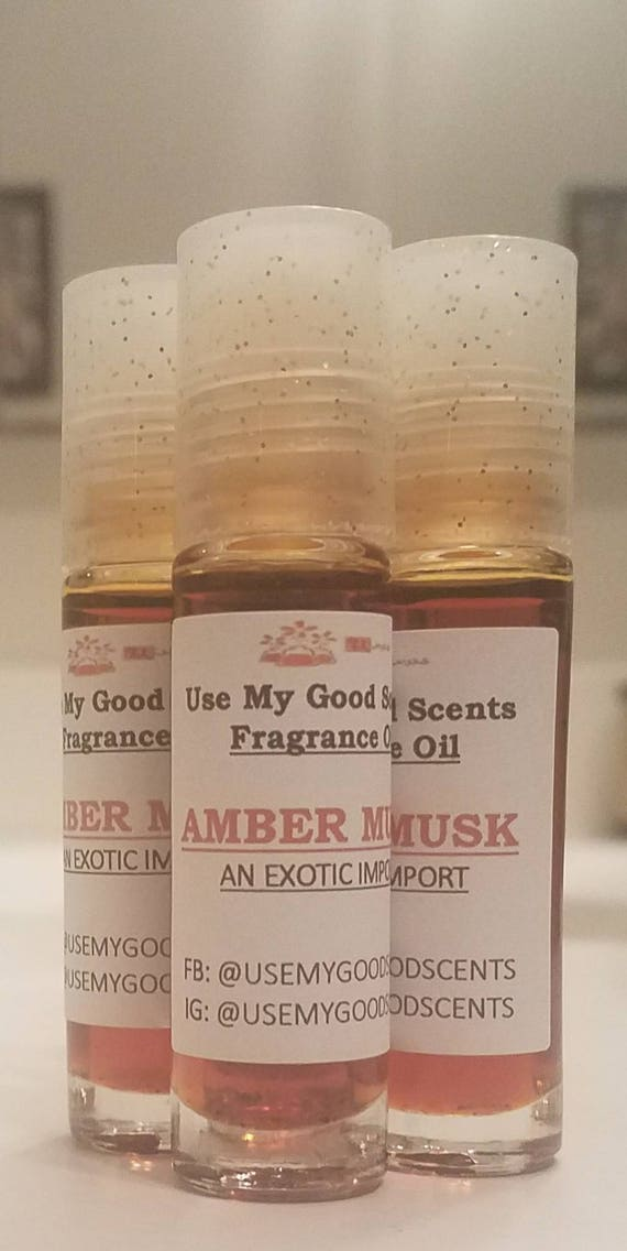 Exotic/Imported Fragrance Oil
