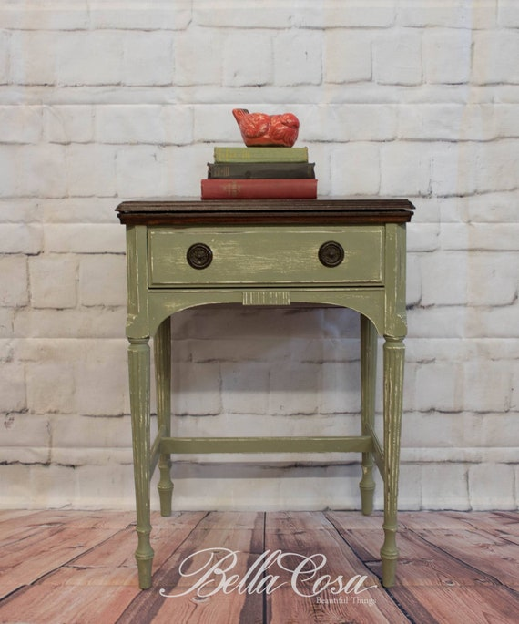 Sewing Table Night Stand
