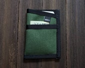 The compass front edc pocket wallet