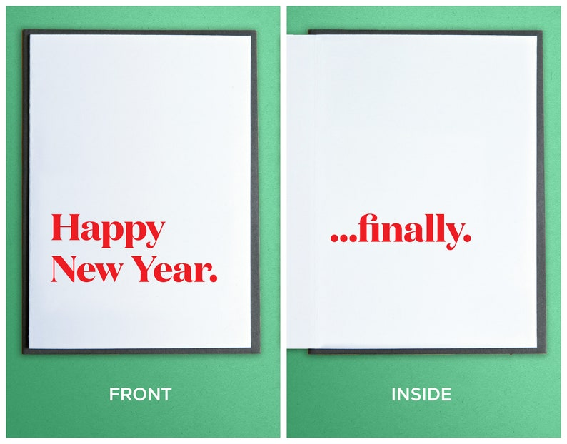 Holiday Cards Funny  Funny Christmas Cards  Funny New Years image 0