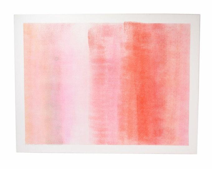 1978 Robert Natkin Abstract Expressionist L/E Lithograph Sgnd 7