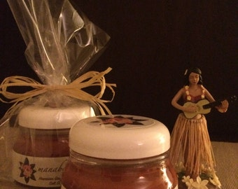 Manabella Hawaiian Ginger-Citrus Salt Scrub