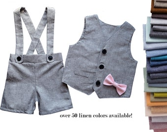 ring bearer outfit baby