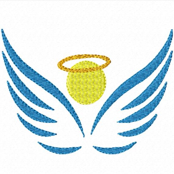 Angel -A Machine Machine Embroidery Design