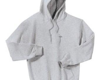 Embroidered hoodie, custom hoodie, personalized hoodie, custom sweatshirt, sweatshirt, Idaho Embroidery, sweater, personalized sweater