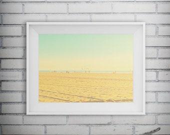 Beach Photography, Summer Print, Coastal Art, Nautical Decor, Beach Wall Art, Tropical Decor, Travel Print, Printable Art, Digital Download