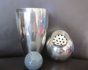 BAR COCKTAIL SHAKER Stainless Steel Drink Mixer