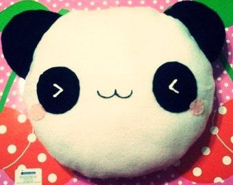 Kawaii Panda Pillow Plush