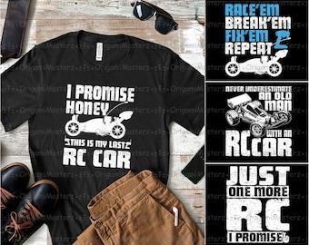 RC Car Fan Bundle PNG, Racing Car, Car Enthusiast, Sport Car, Car Racing Lover, Rc Car Racers, Digital Files, For DTG Printing Shirts