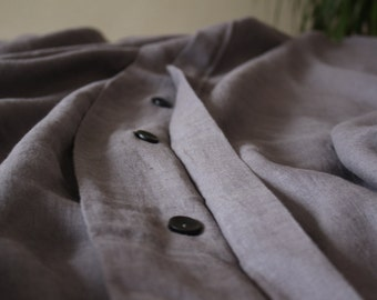 Linen DUVET COVER, super soft in handmade designed by FlaxBox