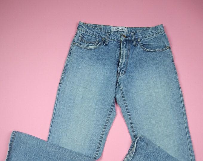 Linea Dome 29x30 1990's Vintage Denim Jeans