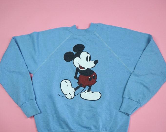 Mickey Mouse Disney 1980's Vintage Sweatshirt