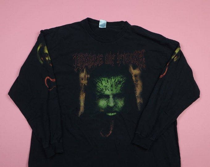 Cradle of Filth Eve Pleaser Longsleeve Shirt