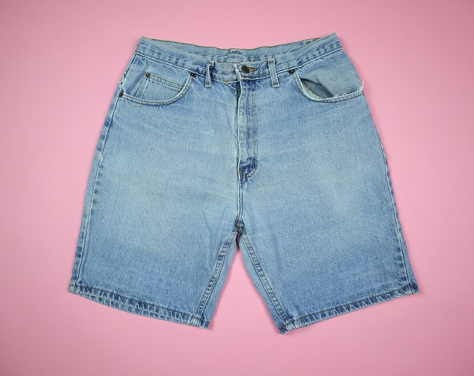 Denim Made in USA 1990's Vintage Shorts