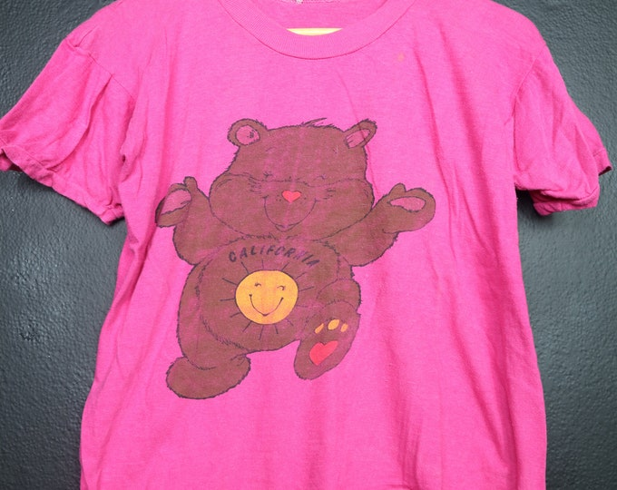 California Bear 1990s vintage Tshirt
