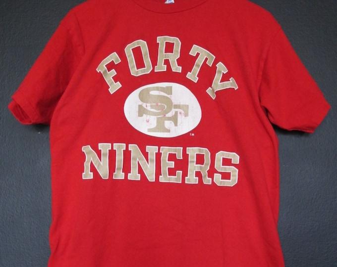 San Francisco 49ers NFL 1990s vintage Tshirt