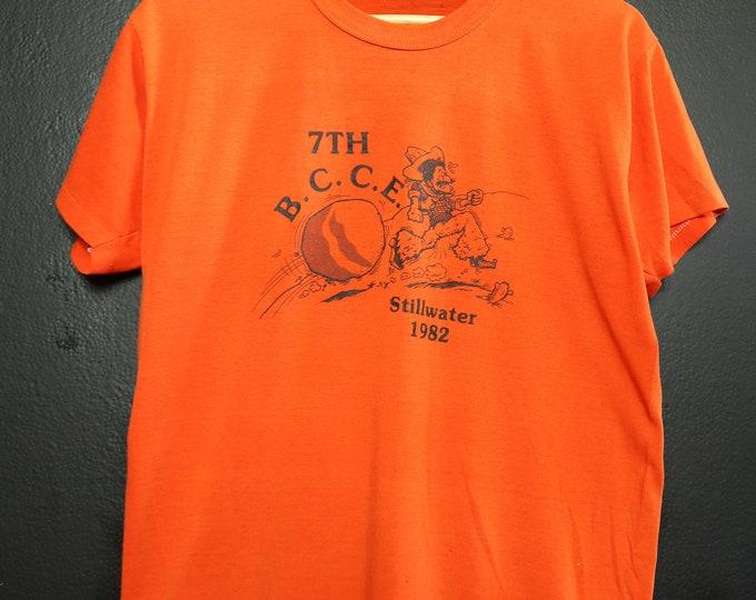 Stillwater 1982 Vintage Tshirt