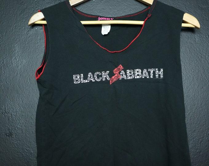 Black Sabbath Vintage Tshirt