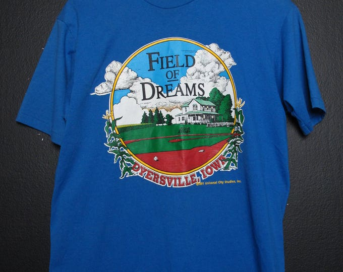 Field of Dreams 1991 Vintage Tshirt