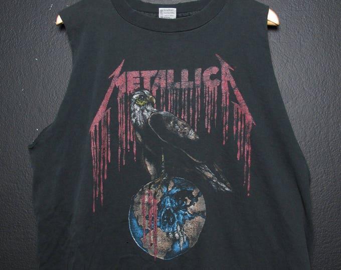 Metallica US Summer Tour 1994 vintage Sleeveless Tshirt