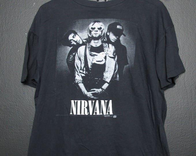 Nirvana 1996 vintage Tshirt