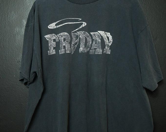 Friday Movie Ice Cube 1990's vintage Tshirt