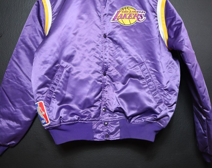 Los Angeles Lakers 1990's vintage Starter Jacket