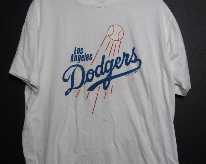 Los Angeles Dodgers MLB 1988 Vintage Tshirt