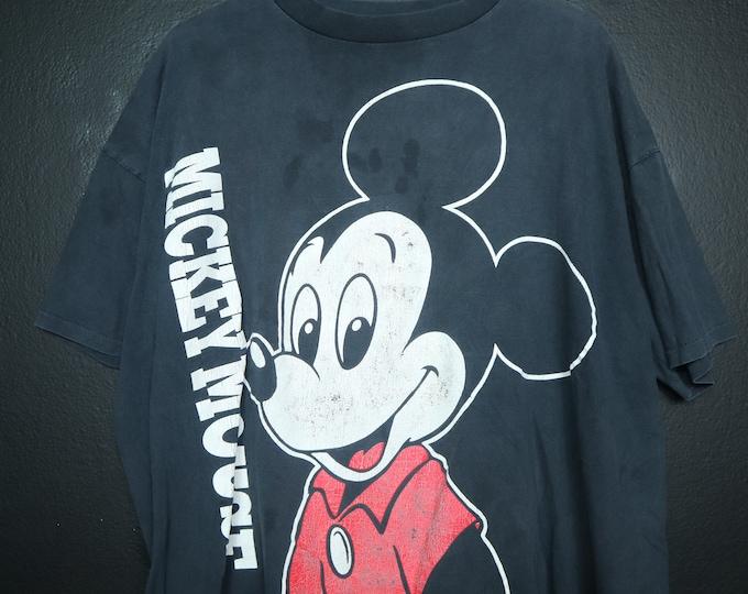 Mickey Mouse Disney 1990's Vintage Tshirt