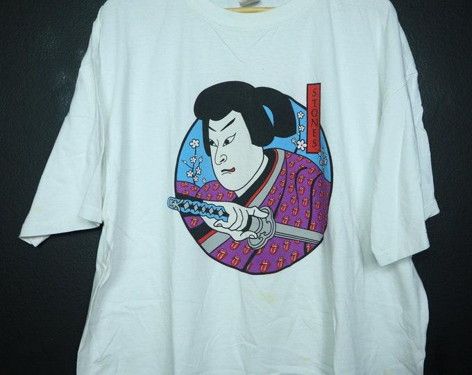 Rolling Stones Tokyo Dome Japan Tshirt