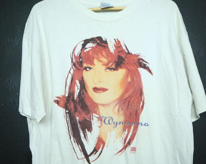 Wynonna 1993 Tell Me Why vintage Tshirt